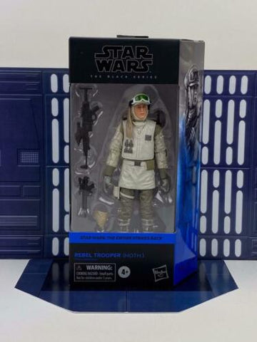 "Star Wars Black Series 6"" - Hoth Rebel Trooper (ESB) #03 - In Stock"