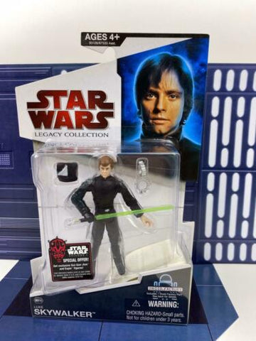 Star Wars Legacy Collection Jedi Endor Luke Skywalker BD16 Droid Factory R3-M3