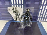 Star Wars Battle Over Endor Toys R Us LT OXIXO Imperial Tie Pilot Loose Complete