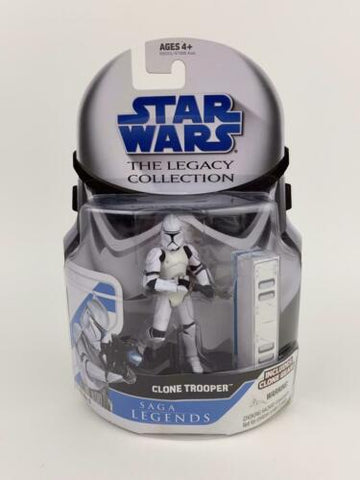 Star Wars Legacy Saga Legends Clone Trooper (Attack of the Clones - AOTC) SL 5