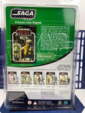 Star Wars Saga Vintage Collection Princess Leia (Combat Poncho) ROTJ UNPUNCHED