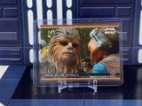 Topps Star Wars Rise of Skywalker S2 Special Gift For Chewbacca #97 Bronze /99