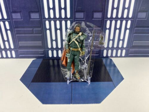 Star Wars Rogue One Jedha Revolt - Saw Gerrera - New - Loose - Complete