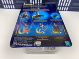 Star Wars SAGA (2002) Empire Strikes Back - Chewbacca W/Mynock #14 (Mynock Hunt)