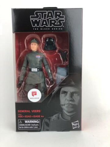 "Star Wars Black Series 6"" GENERAL VEERS Walgreens Exclusive Imperial Figure"