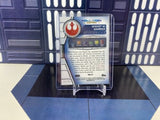 2020 Topps Star Wars Holocron Orange Parallel /99 - Wicket W. Warrick - #REB-22
