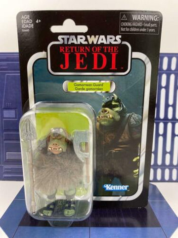 Star Wars Vintage Collection Gamorrean Guard VC21 ROTJ Jabba's Palace Sail Barge