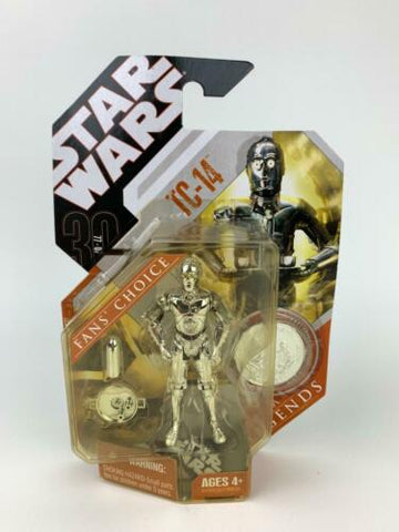 Star Wars 30th Anniversary (TAC) Saga Legends TC-14 (Protocol Droid) Episode 1