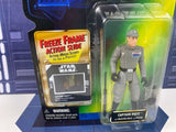 Star Wars Power of the Force (POTF2) Freeze Frame Captain Piett *BATON ERROR