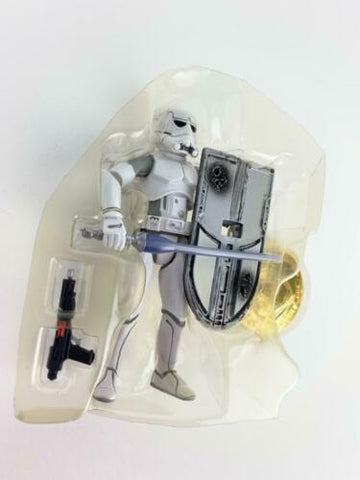 Star Wars 30th McQuarrie Concept Stormtrooper #09 - Loose Complete W/ Gold Coin