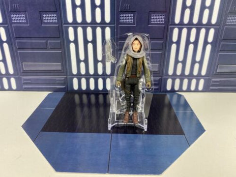 Star Wars Rogue One Jedha Revolt - Sergeant Jyn Erso - New - Loose - Complete
