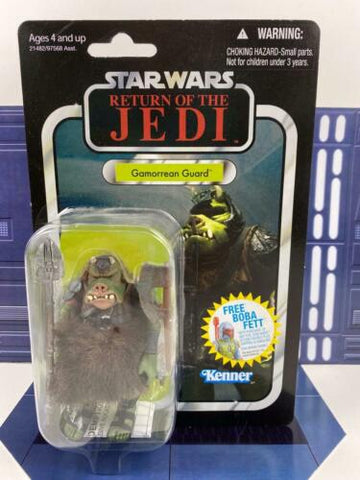 Star Wars Vintage Collection Return of the Jedi (ROTJ) Gamorrean Guard VC21 2010