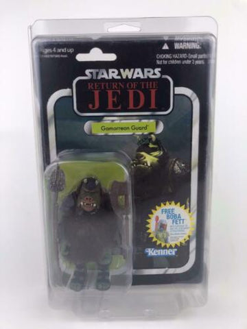 Star Wars Vintage Collection Gamorrean Guard VC21 (Jabba's Palace) W/Case - 2010