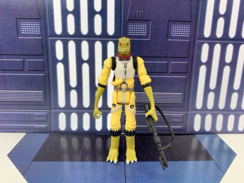 Star Wars Clone Wars Bounty Hunter Bossk (Rise of Boba Fett Battle Pack) Loose