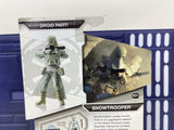 Star Wars Legacy Collection (TLC) Hoth ESB Snowtrooper BD55 HK-50 Droid Factory