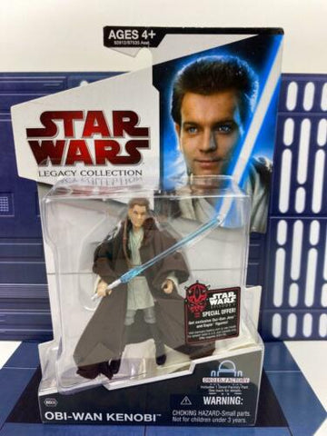 Star Wars Legacy Collection (TLC) Obi-Wan Kenobi (Episode 1 - Padawan) - BD06