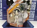Star Wars 30th Saga Legends Imperial Sand Trooper (Stormtrooper) Sergeant -Dirty