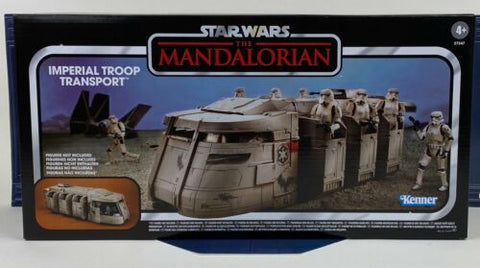 Star Wars Vintage Collection The Mandalorian Imperial Troop Transport IN-STOCK