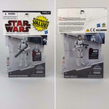 Star Wars Legacy Collection 2-Pack Han Solo Stormtrooper BD02 Spacetrooper BD03
