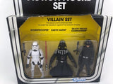 Star Wars Vintage Collection Villain Set Stormtrooper Darth Vader Commander
