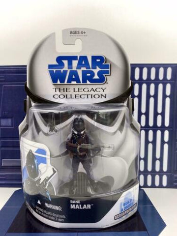Star Wars Legacy Collection - Bane Malar - BD 7 - Jabba's Palace - Droid R7-Z0