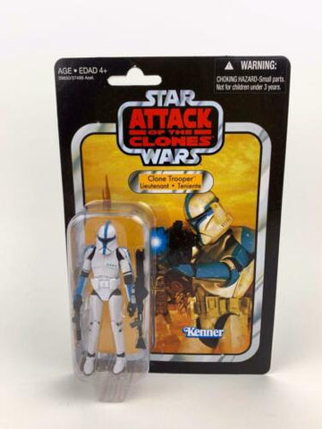 Star Wars Vintage Collection (TVC) Clone Trooper Lieutenant VC109 (AOTC)