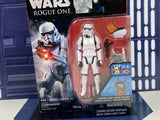 "Star Wars Rogue One 3.75"" Figure MOC - Imperial Stormtrooper W/ Pauldron"