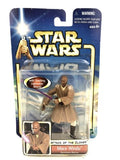 Star Wars Saga Attack of the Clones 3.75 Jedi Mace Windu (Geonosian Rescue) #26
