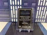 2020 Topps Star Wars Rise of Skywalker S2 Kiran Shah as Nambi Ghima Auto Red /99
