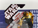 Star Wars 30th Anniversary A-Wing Rebel Pilot Tycho Celchu (ROTJ) #44 - W/ Coin