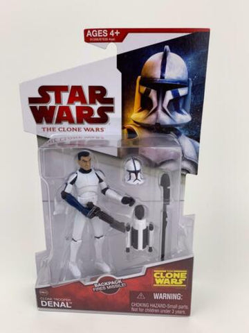Clone Trooper 2006 STAR WARS The Saga Collection MOC Heroes Villains 5 of 12