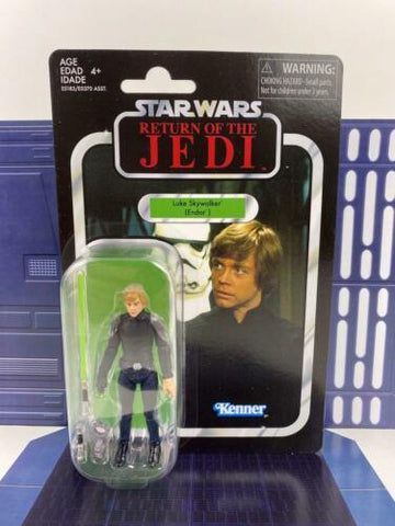 Star Wars Vintage Collection (TVC) ROTJ Jedi Luke Skywalker (Endor) VC23 - 2019