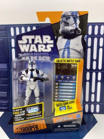 Star Wars Saga Legends 501st Legion Clone Trooper (Vader's Fist - ROTS) - SL19