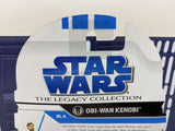 Star Wars Legacy Collection - Saga Legends - Jedi Obi-Wan Kenobi (ROTS) - SL 4