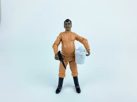 Star Wars Legacy Collection - Willrow Hood (ESB) - BD53 - Loose Complete