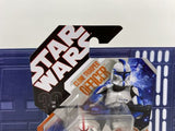 Star Wars 30th Anniversary Saga Legends Clone Trooper Officer (Captain - Red)