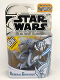 "Star Wars Clone Wars (Animated) 3.75"" General Grievous"