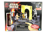 "Star Wars Episode 1 3.75"" Theed Generator Complex Playset"