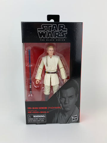 "Star Wars Black Series 6"" Wave 21 - Obi-Wan Kenobi (Padawan) - #85"