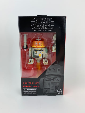 "Star Wars Black Series 6"" Wave 21 - Chopper (Rebels) - #84"