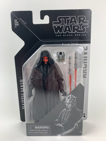 "Star Wars Black Series 6""  Archive Wave 2 - Darth Maul"