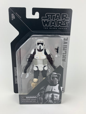 "Star Wars Black Series 6"" Archive Wave 2 - Imperial Scout Trooper"