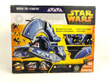 Revenge of the Sith (ROTS) Droid Tri-Fighter Ship W/Buzz Droids
