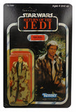 Star Wars Vintage Collection REVENGE Han Solo (Trench Coat) VC62 UNPUNCHED SDCC