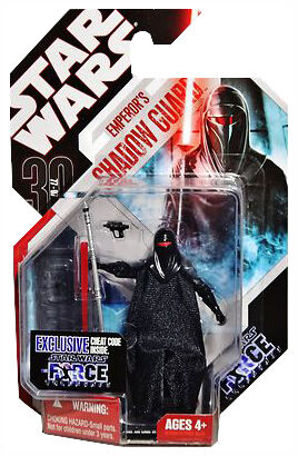 Star Wars 30th Anniversary Emperors Royal Shadow Guard (Force Unleashed TFU) #14