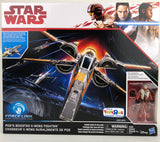 Star Wars The Last Jedi Force Link Poe Dameron Boosted X-Wing Toys R Us (TRU) Exclusive