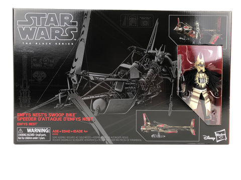 "The Black Series 6"" - ENFYS NEST SWOOP BIKE - #05 -  Hasbro 2018"