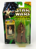 "Power of the Jedi (POTJ) 3.75"" Figure Obi-Wan Kenobi (Jedi - Episode I)"