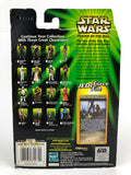 "Power of the Jedi POTJ 3.75"" Gungan Warrior"