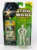 "Power of the Jedi POTJ 3.75"" K-3PO Echo Base Protocol Droid"